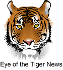 Eye of the Tiger News